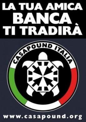 CasaPound Italy Raided