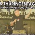 Thuringentag Der Nationalen Jugend 2009 – Live in Arnstadt