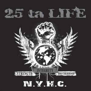 25 Ta Life- Strength, Integrity, Brotherhood