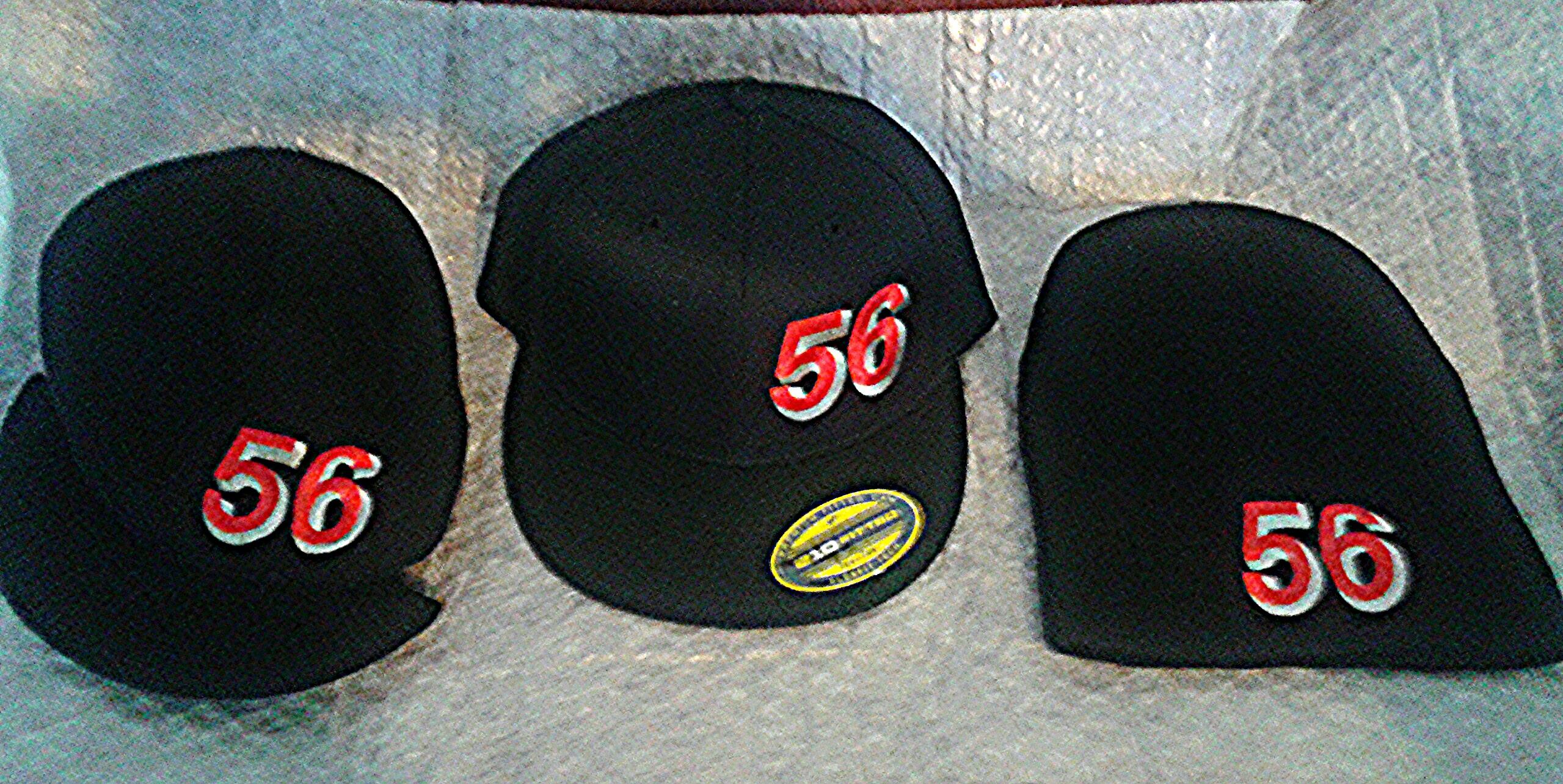 Label 56 Hats