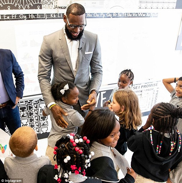 LeBron James New School Expected To Cost Taxpayers $8 Million A Year