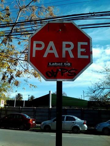 56 Street Stickering