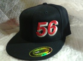 Label 56 Flex Fit Hat