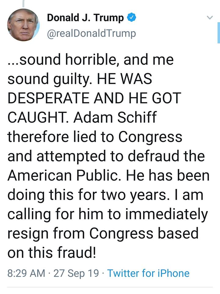 "Adam Schiff ""Parody"" Exemplifies Democrat & Mass Media Lies"
