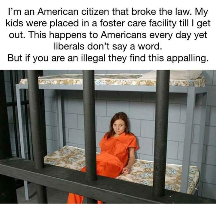 Why Doesn`t The Alt Left Care About American Kids Separated From Their Families?
