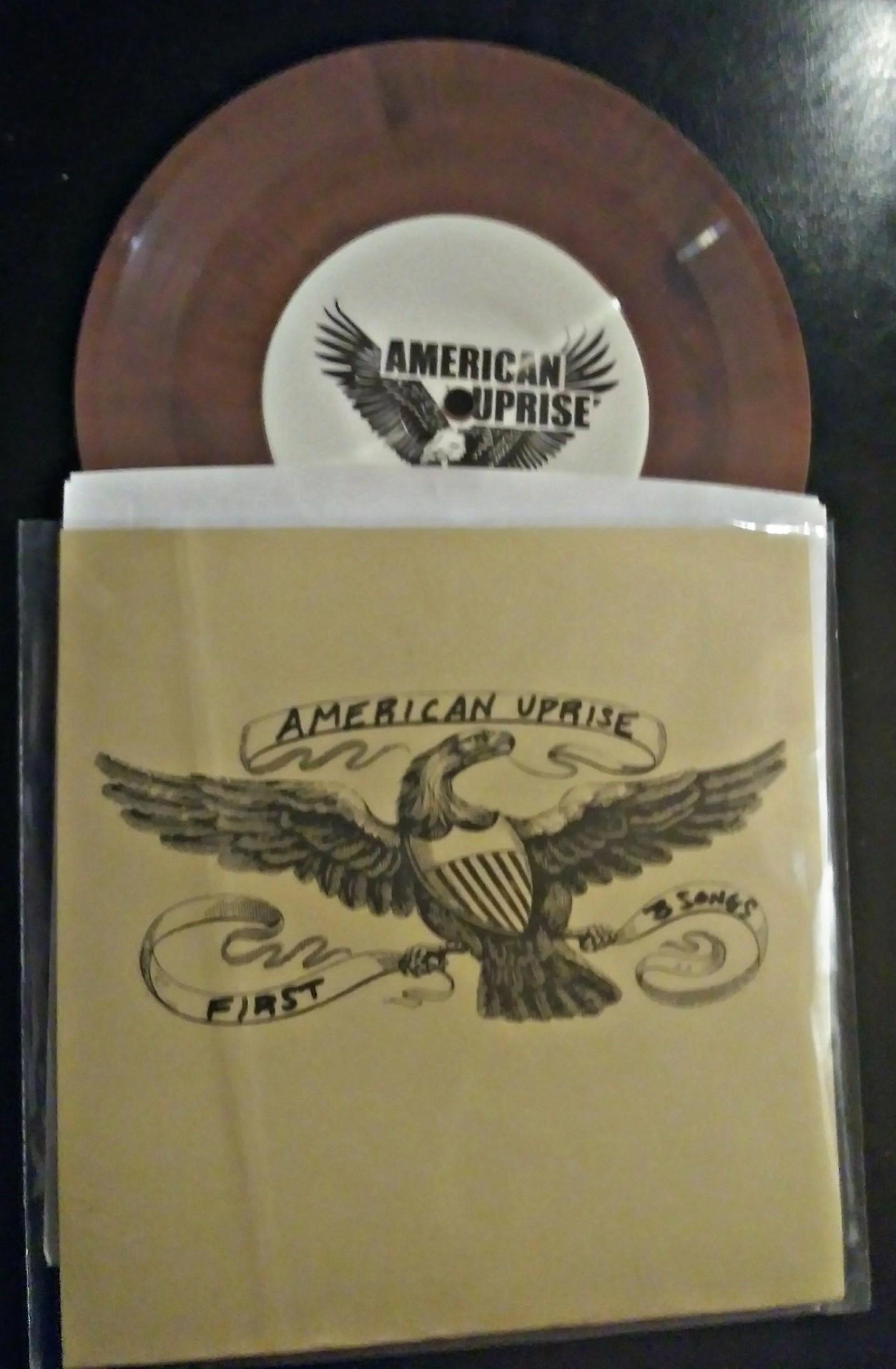 American Uprise 7″ Vinyl