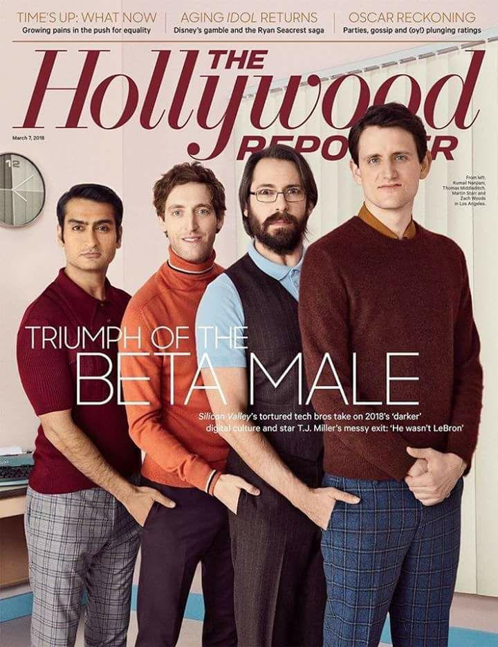 Triumph Of The Beta Male?
