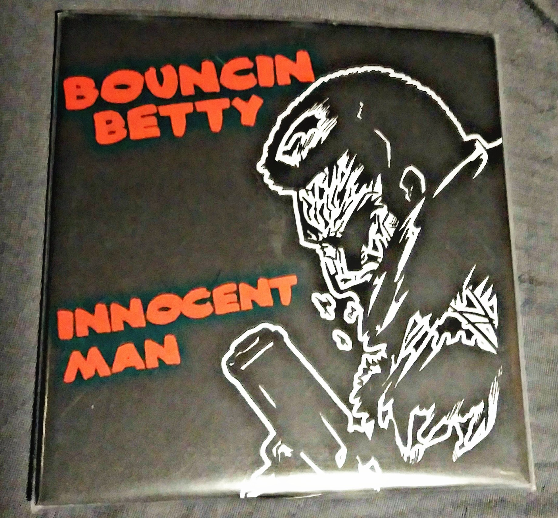 Bouncin Betty- Innocent Man Vinyl