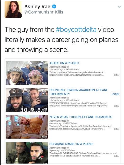 Boycott Delta: Another Fake SJW Scheme