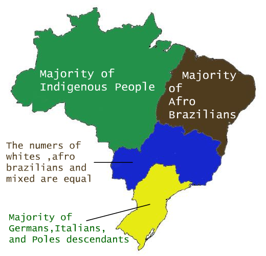 Brazil's Europeans Move to Secede and Form Own Country