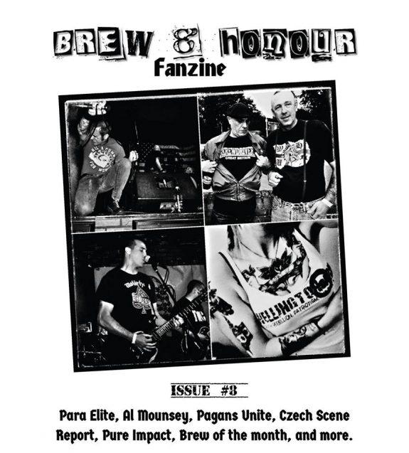 Brew & Honour Fanzine #8