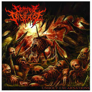 Center Of Disease- Unholy Excarnations