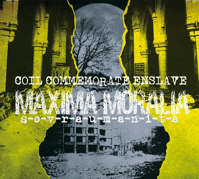 Coil Commemorative Enslave- Maximum Moralia