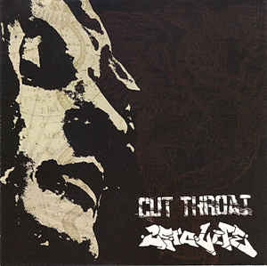 25 Ta Life / Cut Throat Rock- Vegas Split Series Vol. 1