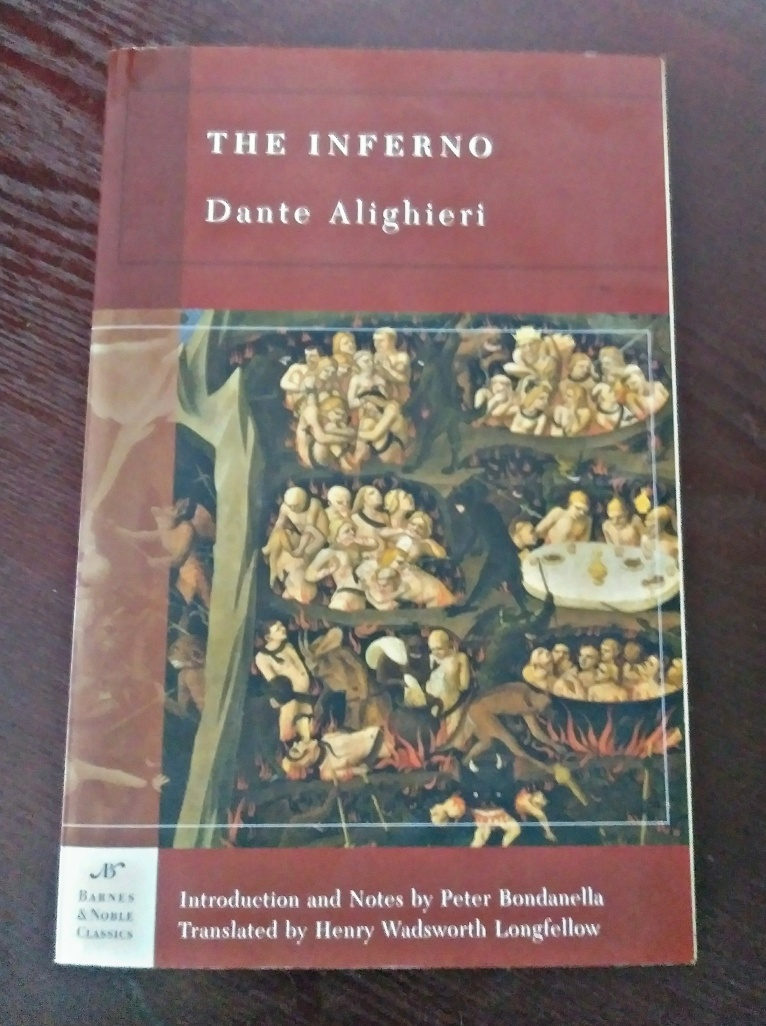 Dante Alighieri- The Inferno