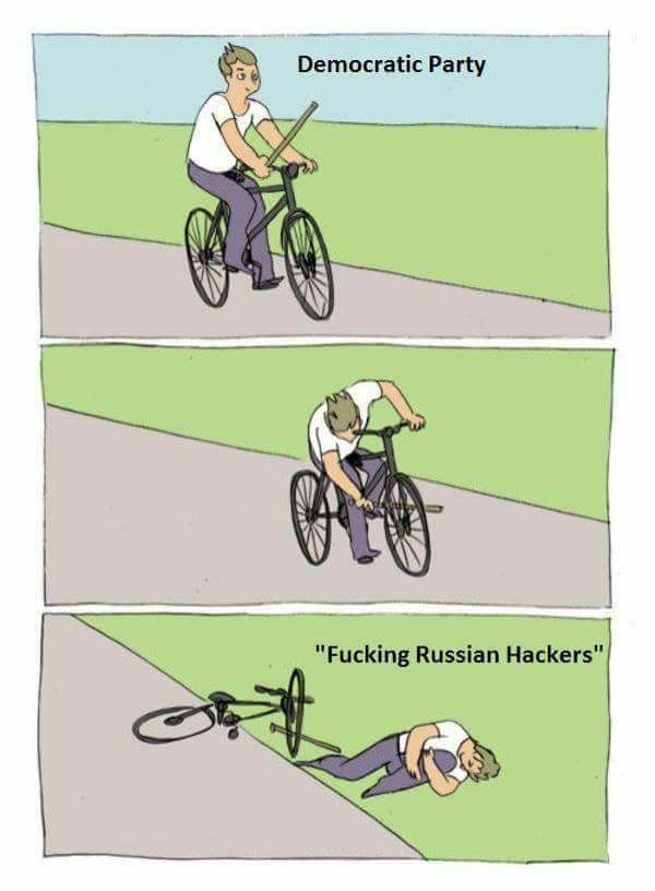 Democrat Party Be Like