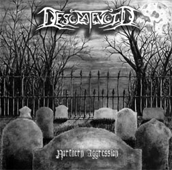 Desolate Void- Northern Aggression 7″ Vinyl