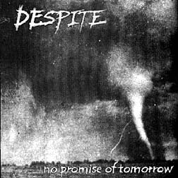 Despite- No Promise Of Tomorrow 12″ Vinyl
