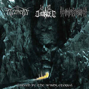 Dizziness / Lord Impaler / Hell Poemer- Carved By The Winds Eternal