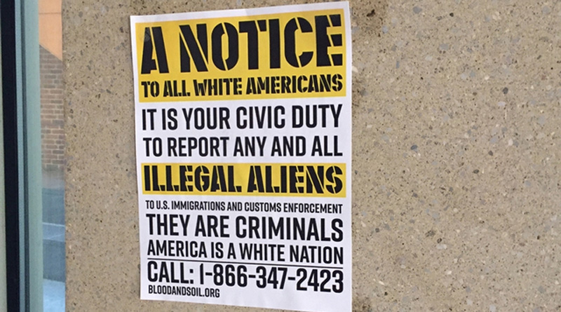 College Diversity Council Responsible For Fake Racist Fliers