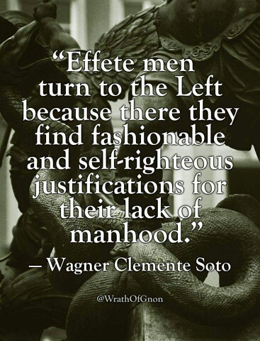 Quotes: Effeminate Men