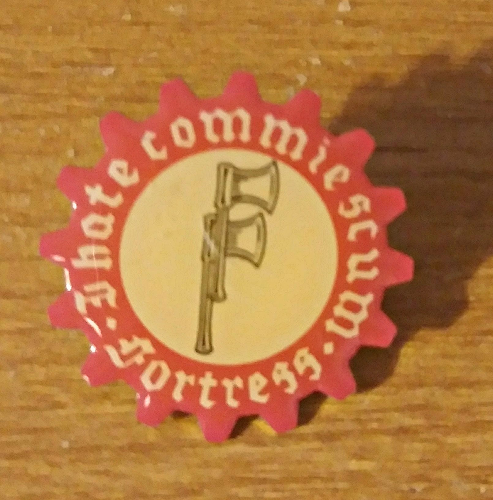 Fortress Pin