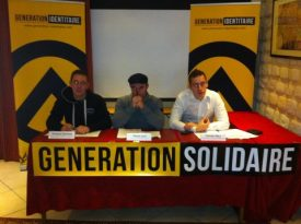 Identitaire Generation: New Campaign