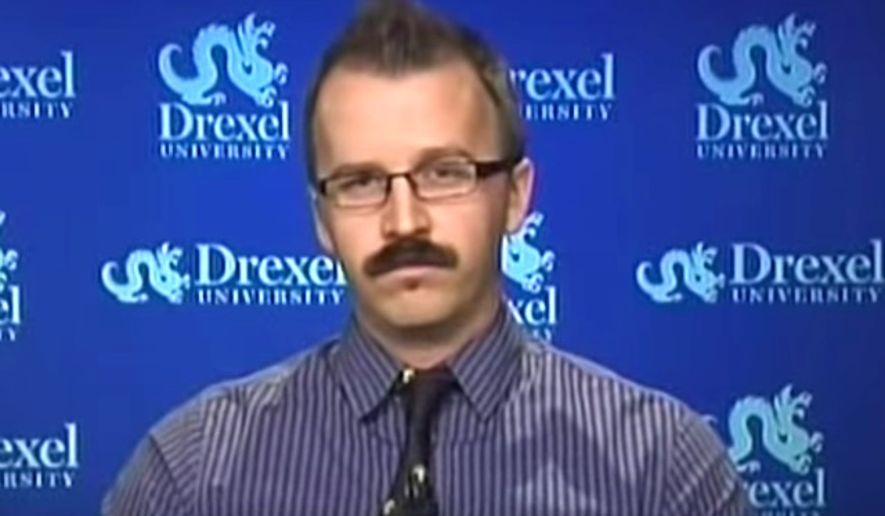 Drexel University Professor Says Giving Plane Seat To A Soldier Made Him SIck