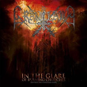 Graveland- In The Glare Of Burning Churches