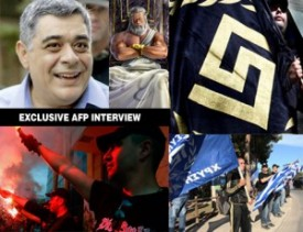 AFP: Rise of Golden Dawn Terrifies Globalists