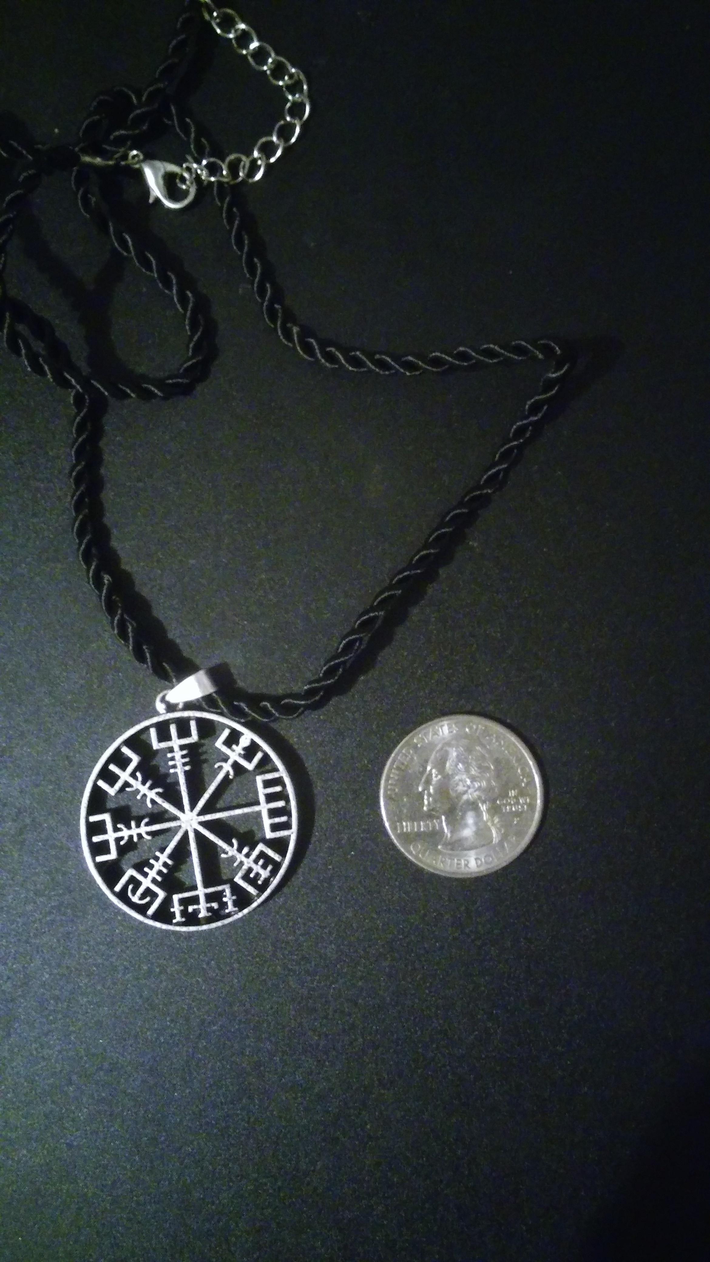 Helm of awe necklace label56 yahoo aloadofball Images