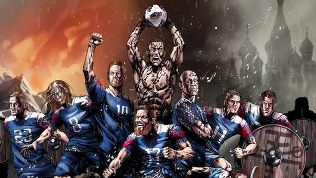 Social Justice Warriors Attack Iceland`s World Cup Video