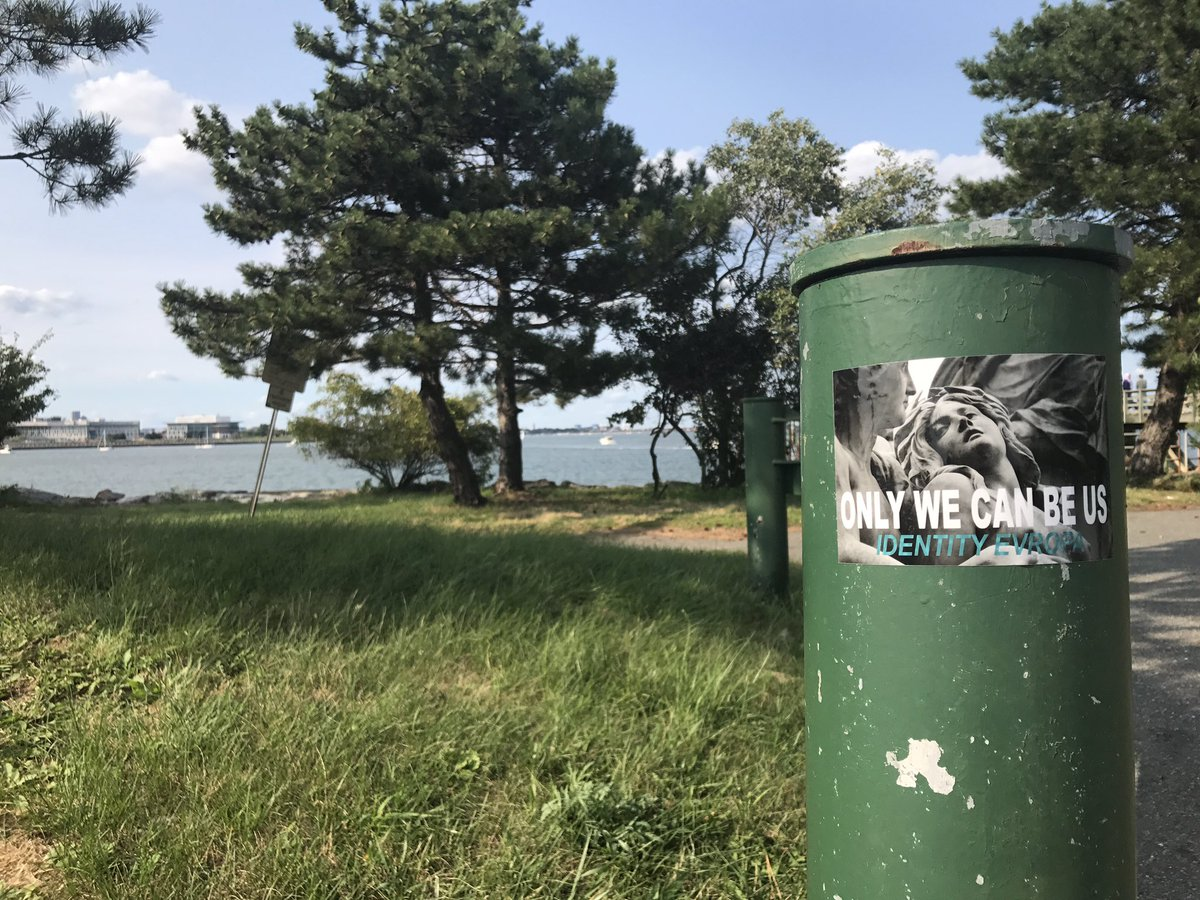 Identity Evropa Activism At Massachusetts Dock Where White Kids Were Attacked And Beaten