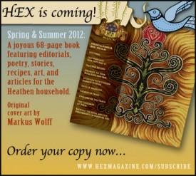 Hex Magazine Spring Summer 2012 Issue