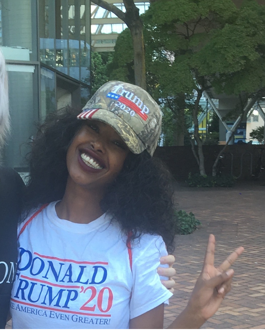 Female Ethiopian Immigrant Kicked Out Of Restaurant. National Media & SJW`s Silent