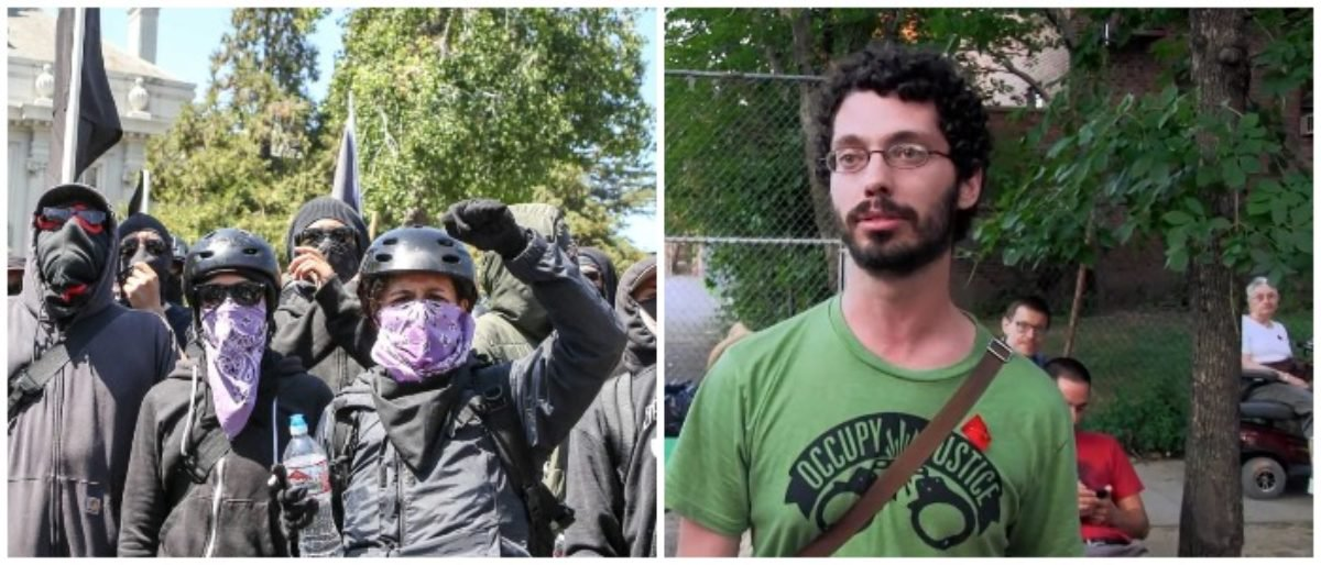 "The Daily Caller Unmasks Joseph ""Jose"" Alcoff, Antifa Member Who Pushed Violent Agenda Anonymously"