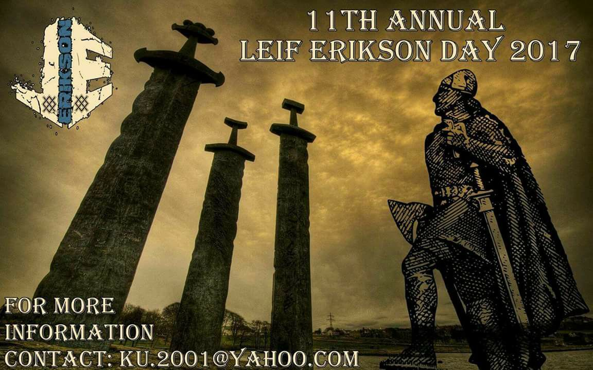 Keystone United Annual Leif Erikson Celebration