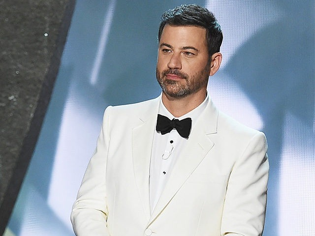 "Why Doesn`t Jimmy Kimmel ""The Nation`s Conscience"" Cry For Those Killed In Inner Cities?"