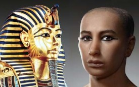 King Tut DNA More European Than Egyptian