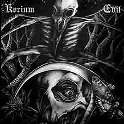 Korium / Evil- Smutne Tiene do Dolin Schadzaju / Empty Graves