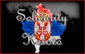 Kosovo Is Serbia: Solidarity
