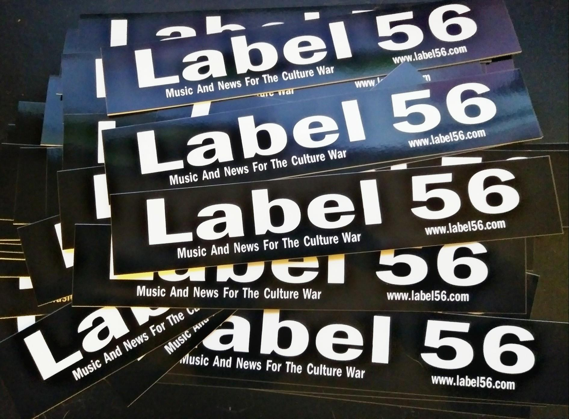 Label 56: Music & News For The Culture War