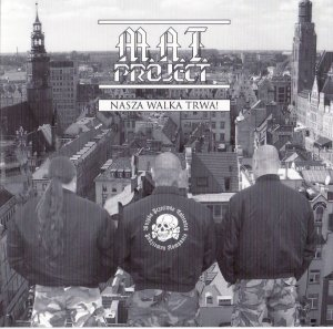 M.A.T. Project-  Narodowy Socjalizm (Honor cover)