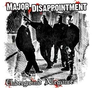 Major Disappointment- Handout Mentality