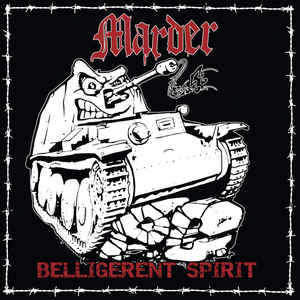 Marder- Belligerent Spirit