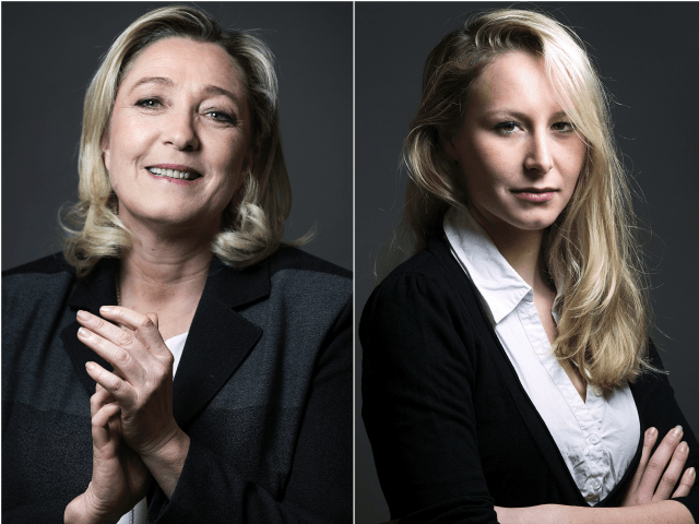 Marine and Marion Le Pen Slam Merkel for Berlin Attack