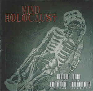 Mind Holocaust- Full Eye Horror Reflect