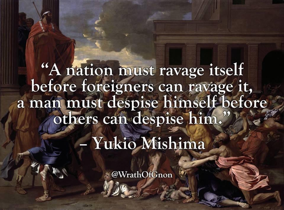 Quotes: Yukio Mishima