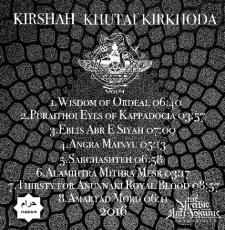 Mogh- Kirshah Khutai Kirkhoda