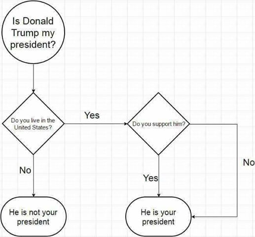 A Visual President Guide For Leftists